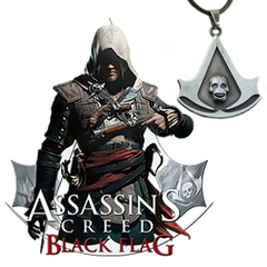 Assassins Creed Pendant Skull Logo