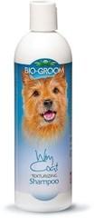 Текстурирующий шампунь для жесткой шерсти собак и кошек, Bio-Groom Wiry Coat