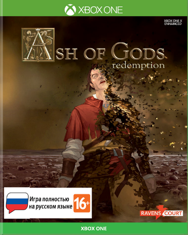 Xbox Ash of Gods: Redemption (русская версия)
