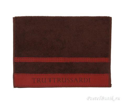 Набор полотенец 2 шт Trussardi Golf шоколад