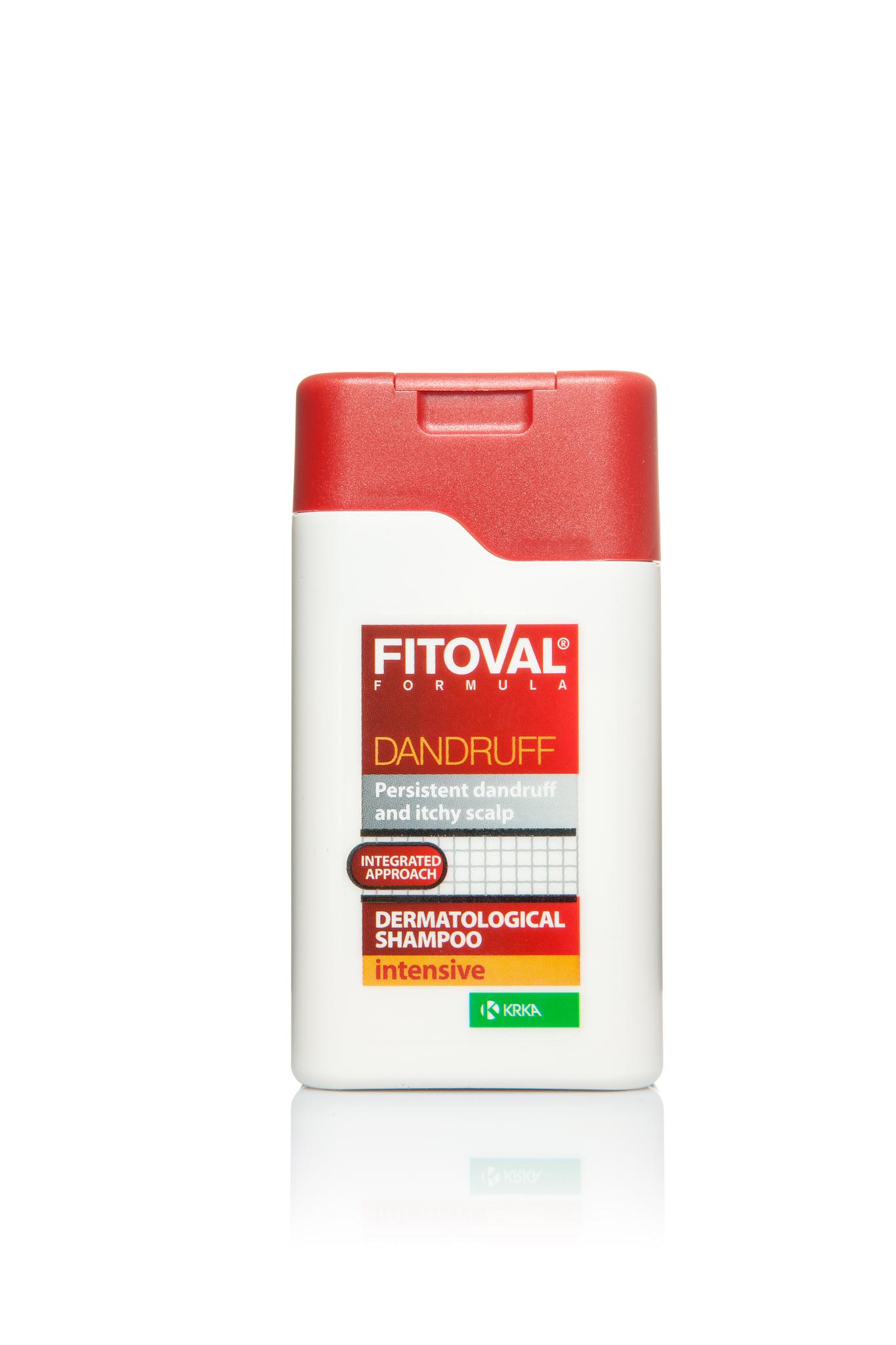 Fitoval formula шампунь для интенсивного ухода 100 мл.