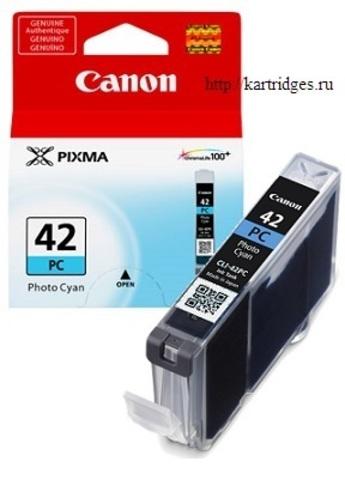 Картридж Canon CLI-42PC / 6388B001