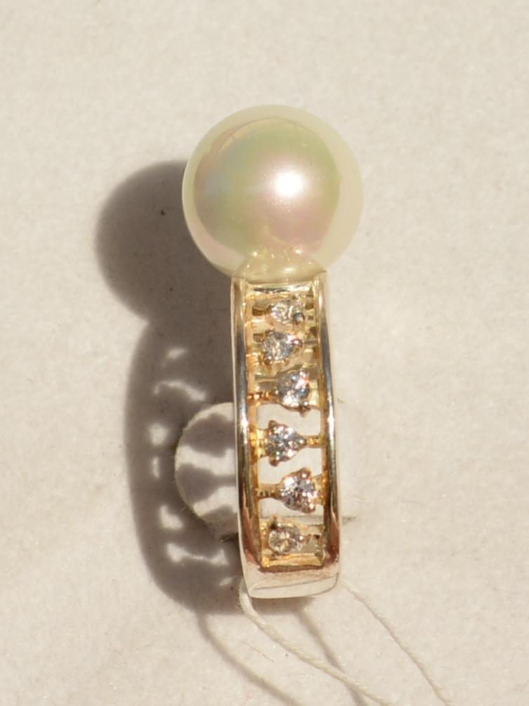 Вилла (кольцо из серебра)