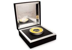 Подарочная шкатулка с черной икрой Premium, 250г