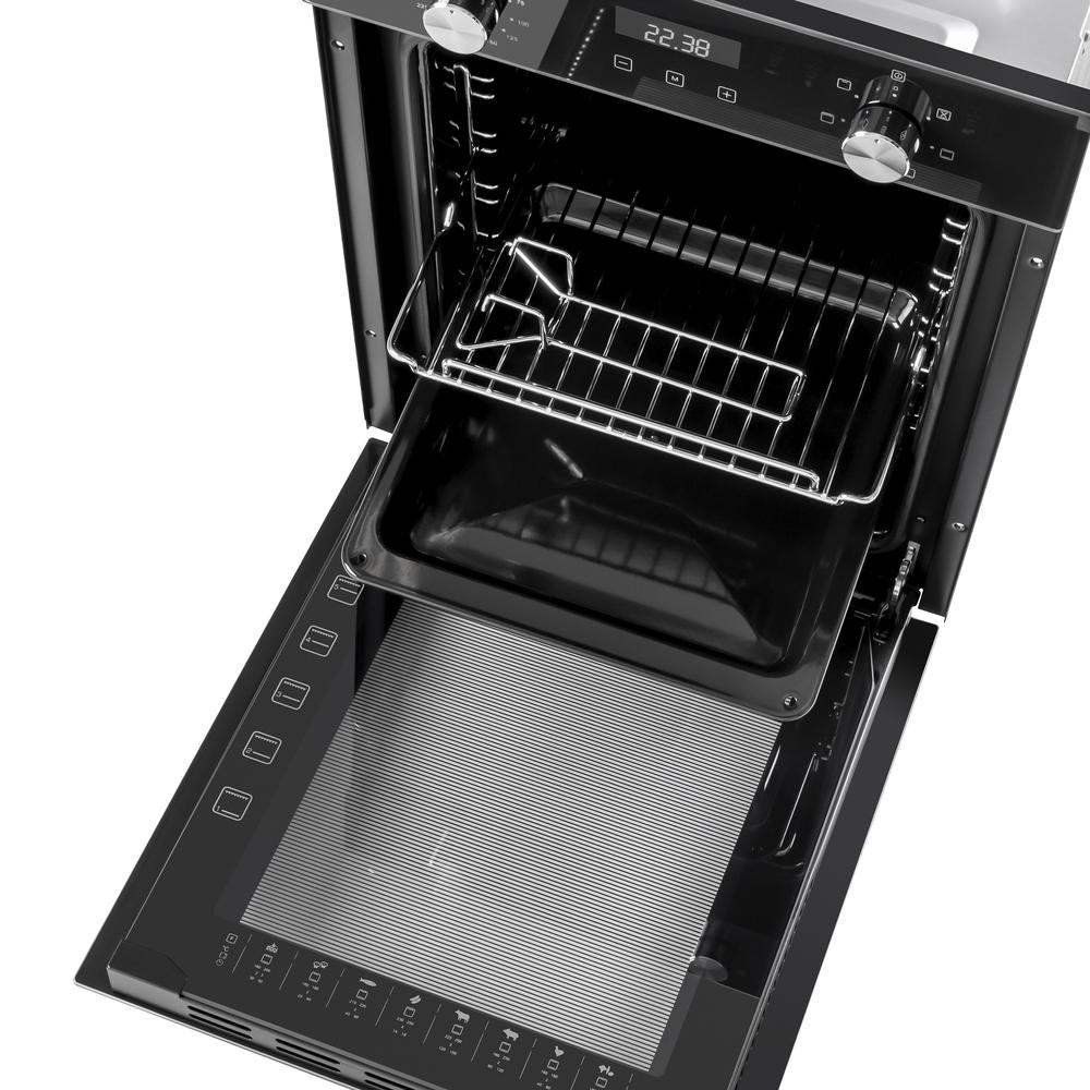Электрический независимый духовой шкаф Maunfeld EOEM516B