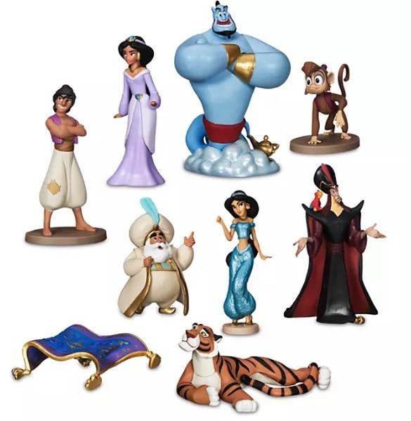 Набор фигурок «Алладин» Deluxe Disney