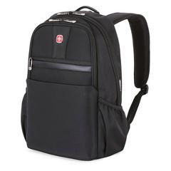Рюкзак WENGER 17'', цвет черный, полиэстер 1680D, 32х15х43 см, 21 л