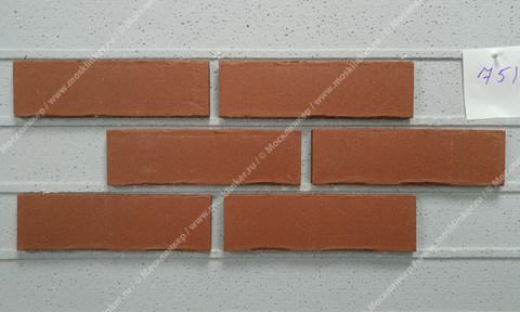 Feldhaus Klinker - R751NF14, Vascu Carmesi, 240x14x71 - Клинкерная плитка для фасада и внутренней отделки