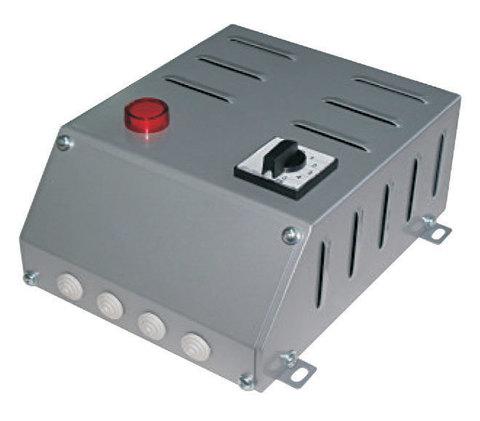 Регулятор скорости Shuft SRE-D-4,0-T трехфазный пятиступенчатый с термозащитой (в корпусе)