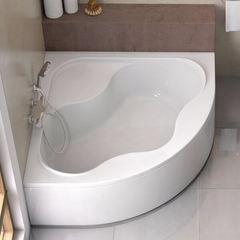 Акриловая ванна Ravak Gentiana CG01000000 150х150 белая