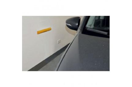 Защитная планка на стену гаража, 500 мм (2 шт.). Китай.