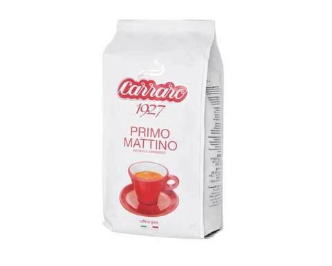 Кофе в зернах Carraro Primo Mattino