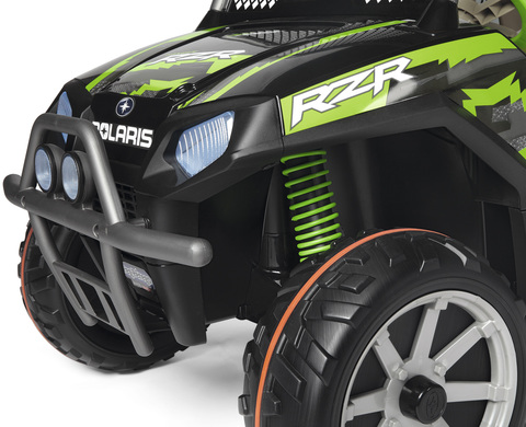 Детский электромобиль Peg Perego Polaris Ranger RZR Green Shadow OD0534