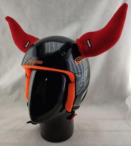 Картинка аксессуары для шлема Eisbar Bull Horn 030