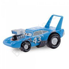 Машинка Кинг (King) Die Cast Car - Hot Roddin' Series Тачки (Cars), Disney