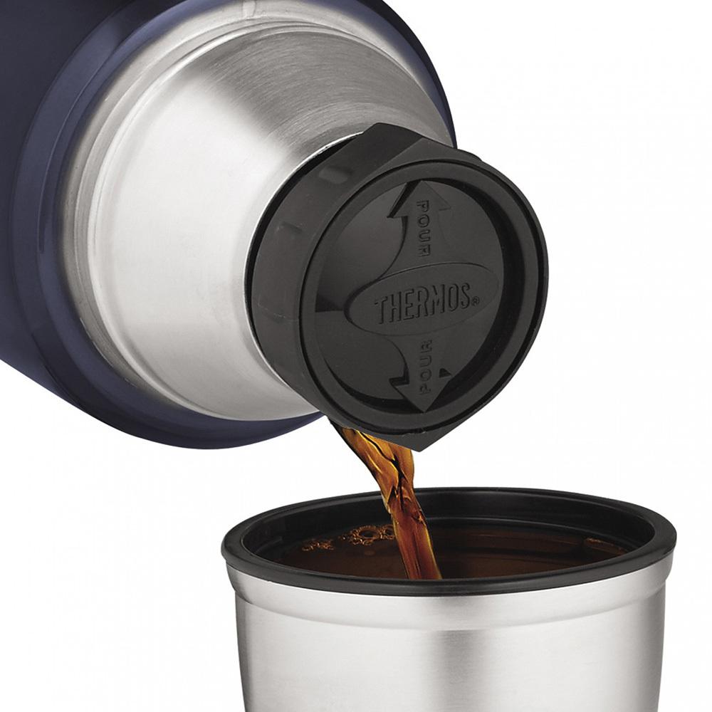 Термос Thermos King SK2010 (1,2 литра) черный