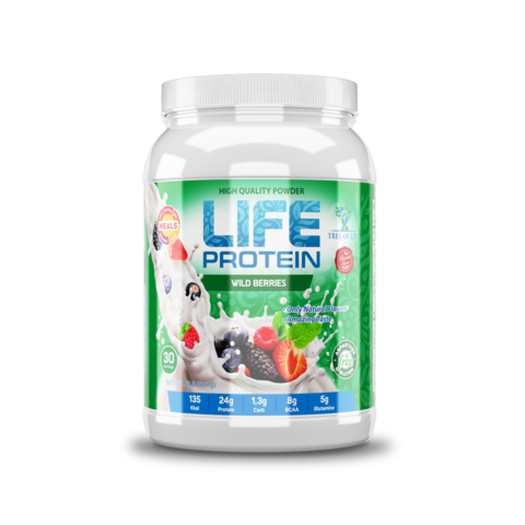 Life Protein 2lb RF Wild Berries