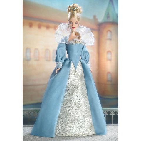Коллекционная Кукла Барби Принцесса Датского дворца -  Princess of the Danish Court, Mattel