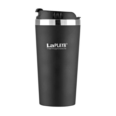 Термокружка La Playa Mercury Mug (0,4 литра) черная