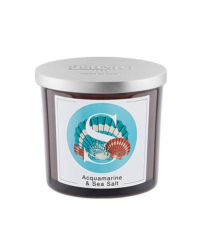Свеча ароматическая Аквамарин и Морская соль, Pernici