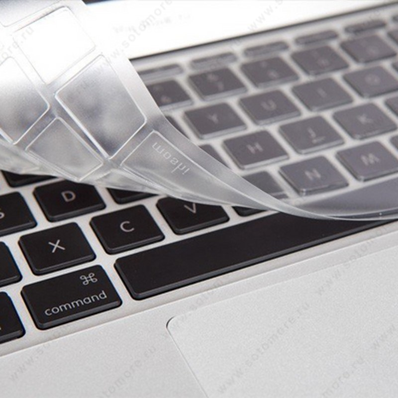 Накладка силиконовая на клавиатуру для Apple MacBook Air 11