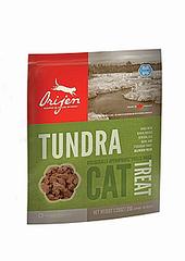 Лакомство для кошек, Orijen Tundra, с мясом оленя и перепела