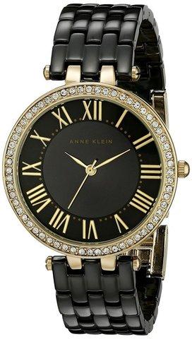 Купить Женские наручные часы Anne Klein 2130BKGB по доступной цене