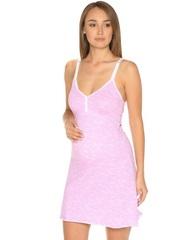 Евромама. Сорочка для кормления Элизе розовая
