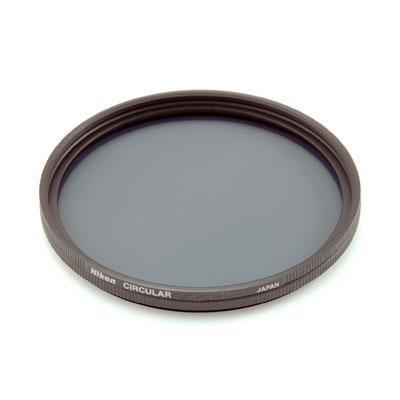 Поляризационный фильтр Nikon CPL II Original 58mm (светофильтр для фотоаппарата с диаметром объектива 58мм)