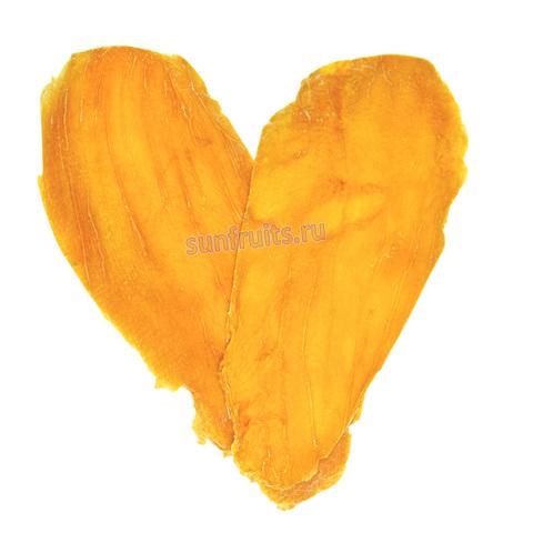манго сушёное без сахара