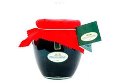 Оливки черные Белла ди Чериньола DOP, 580г