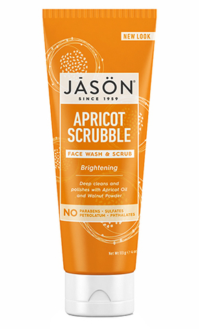 Отшелушивающий абрикосовый скраб, Jason