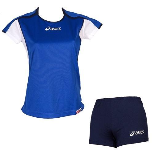 Волейбольная форма Asics Set Attack Lady blue