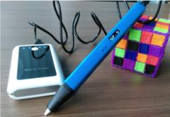 3D ручка Myriwell RP800A USB с OLED дисплеем (Цвет: белый)