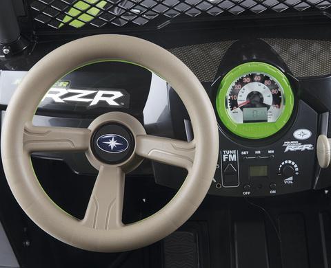 Детский электромобиль Peg Perego Polaris Ranger RZR Green Shadow OD0534