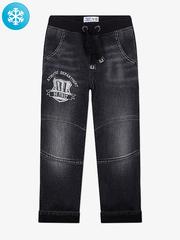 BWB000133 брюки для мальчиков утепленные, дарк