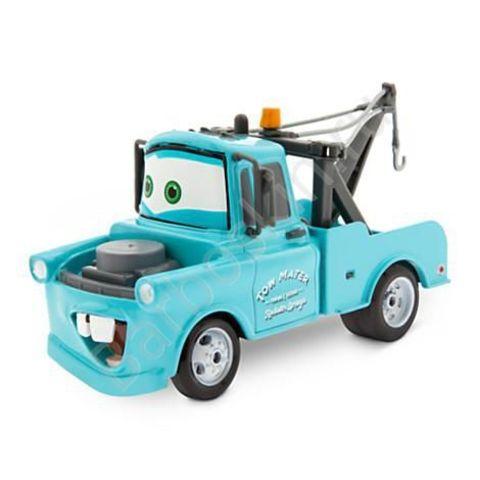Машинка Мэтр (Mater) в голубой раскраске - Тачки (Cars), Disney