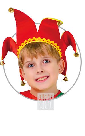 Фото Петрушка ( головной убор безразмерный ) рисунок Цирковые костюмы для детей и взрослых от Мастерской Ангел. Вы можете купить готовый или заказать костюм для цирка по индивидуальному дизайну.