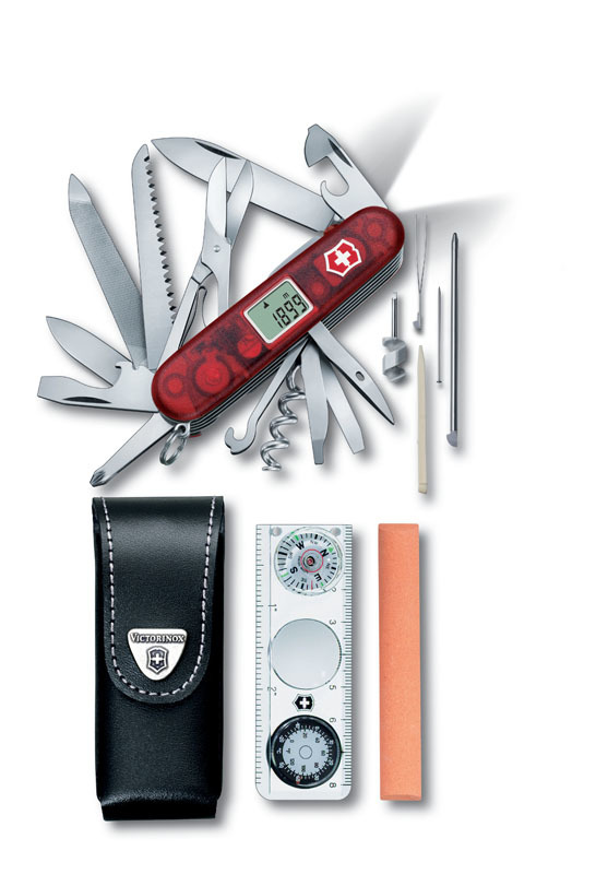 Набор VICTORINOX Expedition Kit VC-1.8741.AVT
