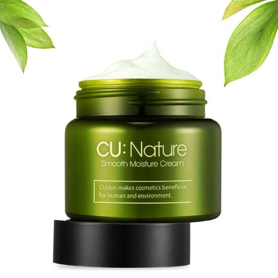 Купить Увлажняющий крем CU:NATURE Smooth Moisture Cream