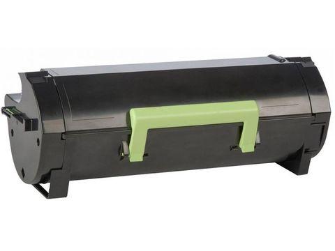 Картридж 605 для принтеров Lexmark MX510/MX511/MX610/MX611 черный (black). Ресурс 2500 стр (60F500E)