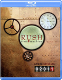 Rush ‎/ Time Machine 2011: Live In Cleveland (Blu-ray)