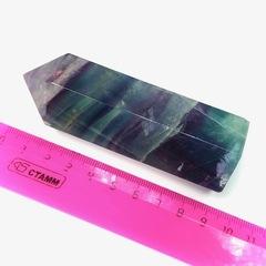 Флюорит кристалл 9,5 см 230 грамм