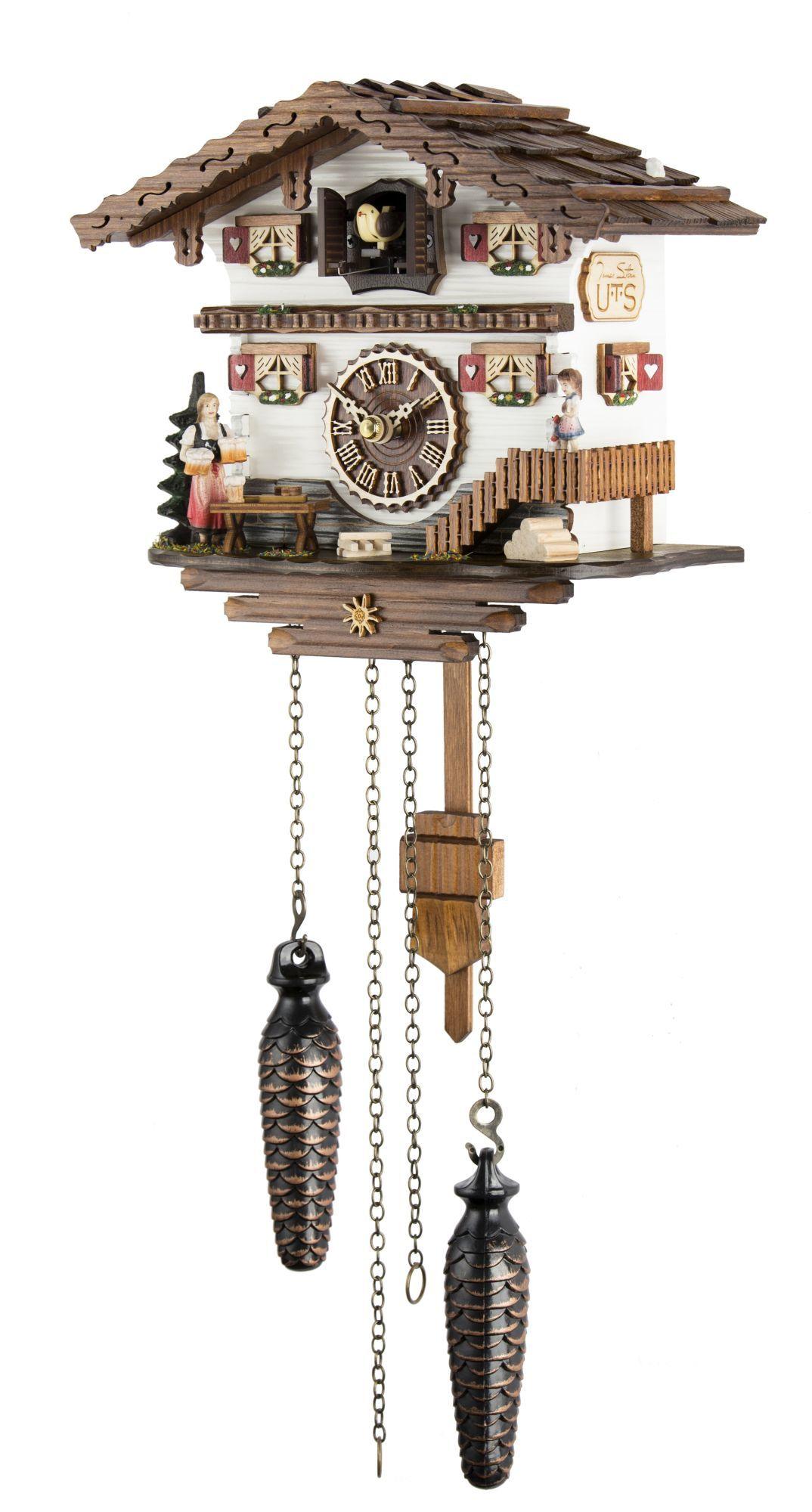 Часы настенные с кукушкой Tomas Stern 5025