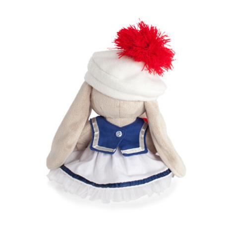 Мягкая игрушка Зайка Ми Морячка (малая)