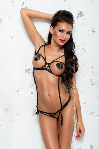 Комплект белья Maya Black