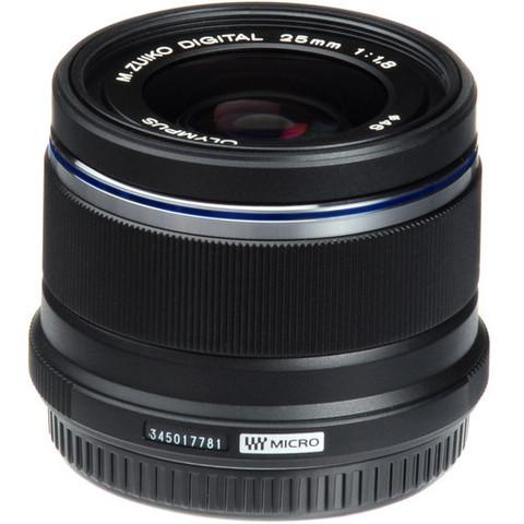 Объектив Olympus M ZUIKO D 25mm f1.8 для Micro 4/3