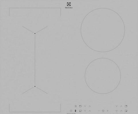Индукционная варочная панель Electrolux IPE6443SF