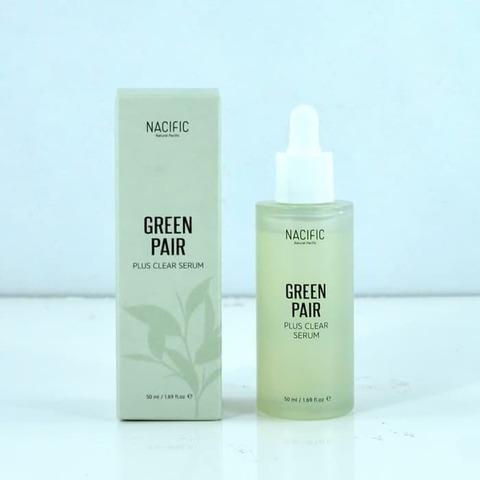 Сыворотка с центеллой для жирной/проблемной кожи, 50 мл / Nacific Greenpair Plus Clear Serum