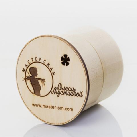Коробочка для шампуня Цилиндр, Мастерская Олеси Мустаевой